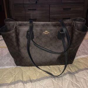 Coach Bags - Coach diaper bag
